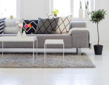 Våga ge ditt golv ett fantastiskt lyft med nya testvinnande*  golvfärgen  Nordsjö Perform+ Diamond Floor