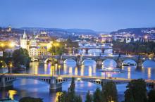 Kulturell weekend i Praha