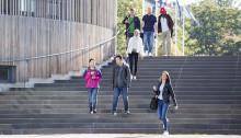 Stor ökning av antalet betalande studenter