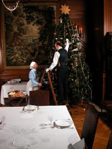 Jul  i Hallwylska palatset