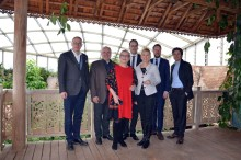 DACH-Meeting von DZT, Österreich Werbung und Schweiz Tourismus in Leipzig