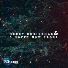 Merry Christmas and a very happy new year from all Global ONE Media team