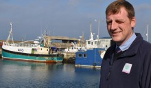 New harbourmaster takes the helm at Moray's biggest port