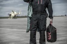 Nya flygdräkter förbättrar helikopterpiloters vardag