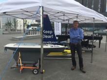 Morgendagens miljøteknologier: om glidere på Arendalsuka