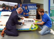 L'Agoria Solar Team va tenter de décrocher l'or en Australie
