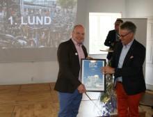 Lund bäst i Sverige på hållbara transporter