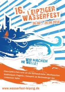 Programm Leipziger Wasserfest 2016