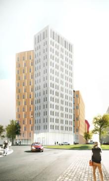 Best Western Hotels utökar med 295 rum på nyöppnat hotell i Malmö