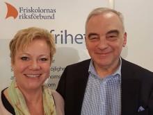 Lisa Oldmark invald i Friskolornas riksförbunds styrelse