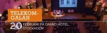 Öresundskraft och StadshubbsAlliansen har nominerats i kategorin Årets Digitaliseringsprojekt på Telekomgalan