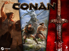 Play ALL of Funcom's Conan games free on Steam this weekend
