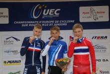 Norsk bronsemedalje under dagens EM tempo i Sveits