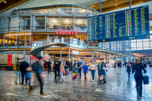 Record passenger numbers this summer