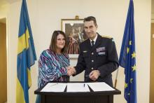 Transportfackens Yrkes- och Arbetsmiljönämnd (TYA) och Försvarsmakten samarbetar i frågan om kompetensförsörjning