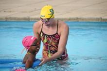 OS-medaljör vill motivera barn att hitta sin inre potential