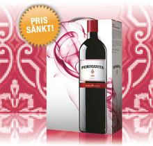 Periquita Red Bag in Box - Nu lägre pris för samma höga kvalitet!