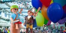 Fabelhafter Fasching und Winterzauber im PLAYMOBIL-FunPark