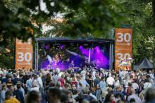Soliga dagar med storslagna publiksiffror när Matfestivalen 30-årsjubilerade
