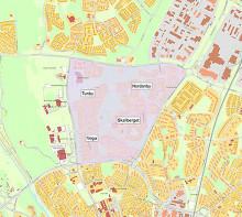 Pressinbjudan: Så här vill de boende utveckla Skallberget, Nordanby, Tunby och Vega
