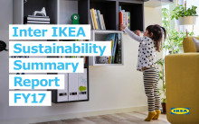 Inter IKEA Group Hållbarhetsrapport