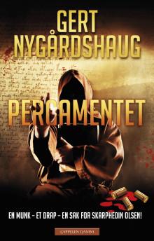 Filmrettigheter solgt og allerede nytt opplag av Gert Nygårdshaugs krim Pergamentet