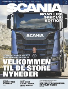 Scania Road Life, special edition