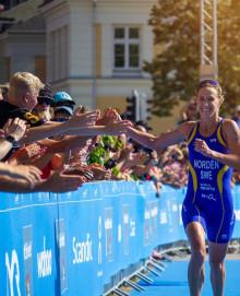 Succé av Lisa Nordén under Europacupen i Malmö