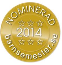 Best Western Hotels - nominerade till Stora Barnsemesterpriset 2014