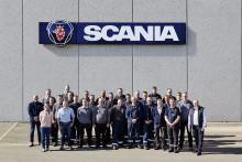 Scania i Horsens er klar