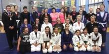UKBJJA sees off British Judo challenge