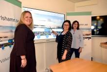 Karlshamns kommun lanserar ny webb