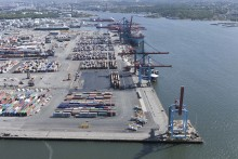 OPDR chooses Port of Gothenburg