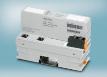 New functions for Sercos bus couplers
