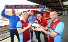 Virgin Trains adds extra service for Wembley–bound South Shields FC fans