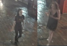 CCTV images released in relation to Portsmouth assault
