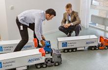 KTH och Scania skapar framtidens lastbilar