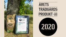 Skånefrö Biokol – vinnare av Elmia Garden Award Årets Trädgårdsprodukt 2020
