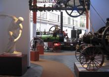 Muskler och motorer - ny basutställning på Malmö Museer