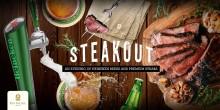 STEAKOUT: An evening of Heineken Beer and Premium Steak  at Pan Pacific Manila
