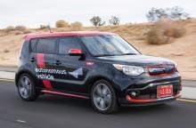 Kia lanserar DRIVE WISE för självkörande teknik