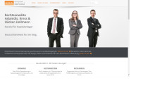 Kanzlei Aslanidis, Kress & Häcker-Hollmann erstreitet Urteil für geschädigten Schiffsfondsanleger gegen Telis Finanz