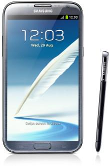 Nu finns Galaxy Note II 4G hos 3 - Efterträdaren till succémobilen Galaxy Note