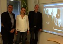 Lidköping och Rockford firar 10 år av samarbete