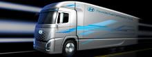Hyundai skal levere 1.000 hydrogenelektriske lastebiler