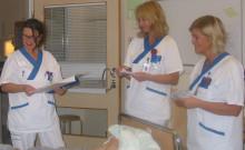Patientrapportering vid sängen ger färre kommunikationsmissar