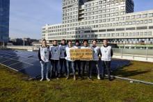 """Antwerpse studenten Energiemanagement strijden voor het klimaat: """"Kom ons versterken, want we zijn met te weinig energie- en klimaatexperts in spe"""""""