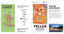 Program Tellusfestivalen 14 september 2019
