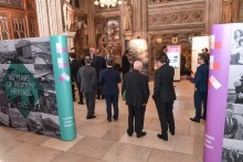 LLA hosts exhibition in Parliament to celebrate 80th anniversary