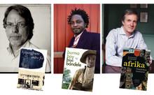 Bokmässeaktuella författare från Leopard förlag